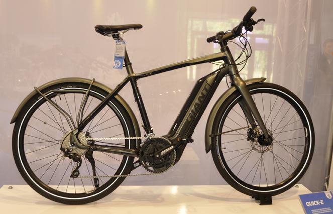 e bike news quick e un speed pedelec chez giant. Black Bedroom Furniture Sets. Home Design Ideas