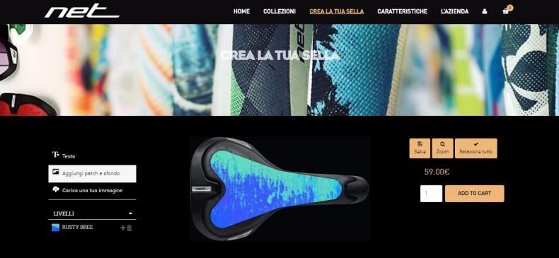 customizzatore online